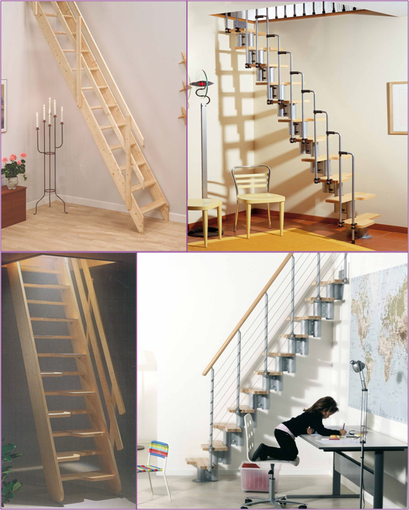 Loft Stairs For Small Spaces: Space Saving Staircase Collection From Loft Centre