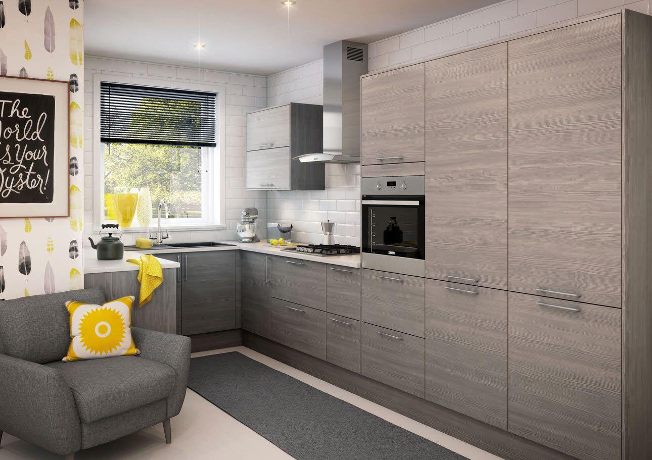 Fantasy Grey Kitchen Units Online kitchen