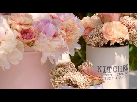 Cómo Crear Ramos De Flores Dormitorios Fescos Y Románticos Cojines De Temporada Los Vídeos De Primavera Que No Te Ramos De Flores Flores Arreglos Florales