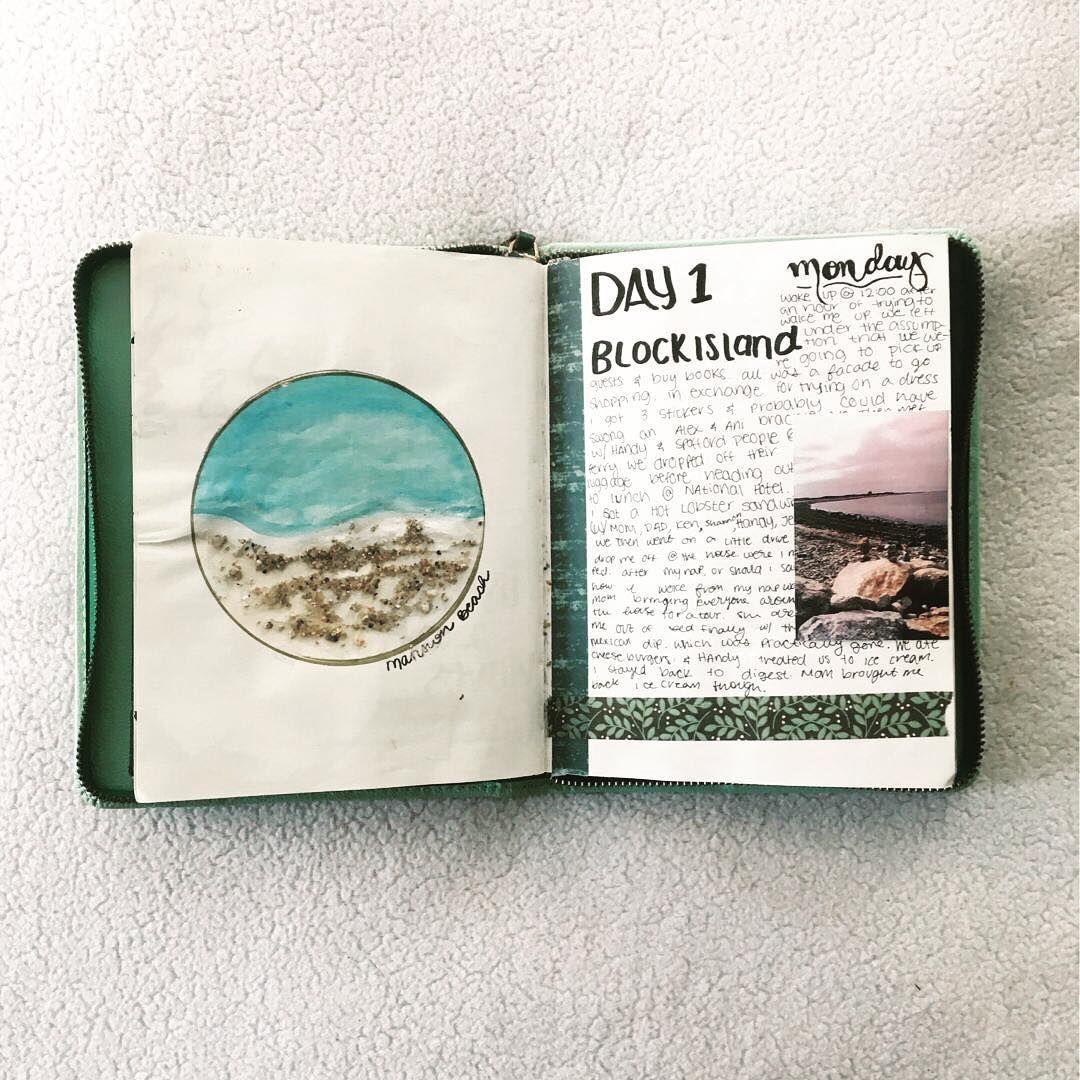 Beach days and beach waves #productive #bulletjournal