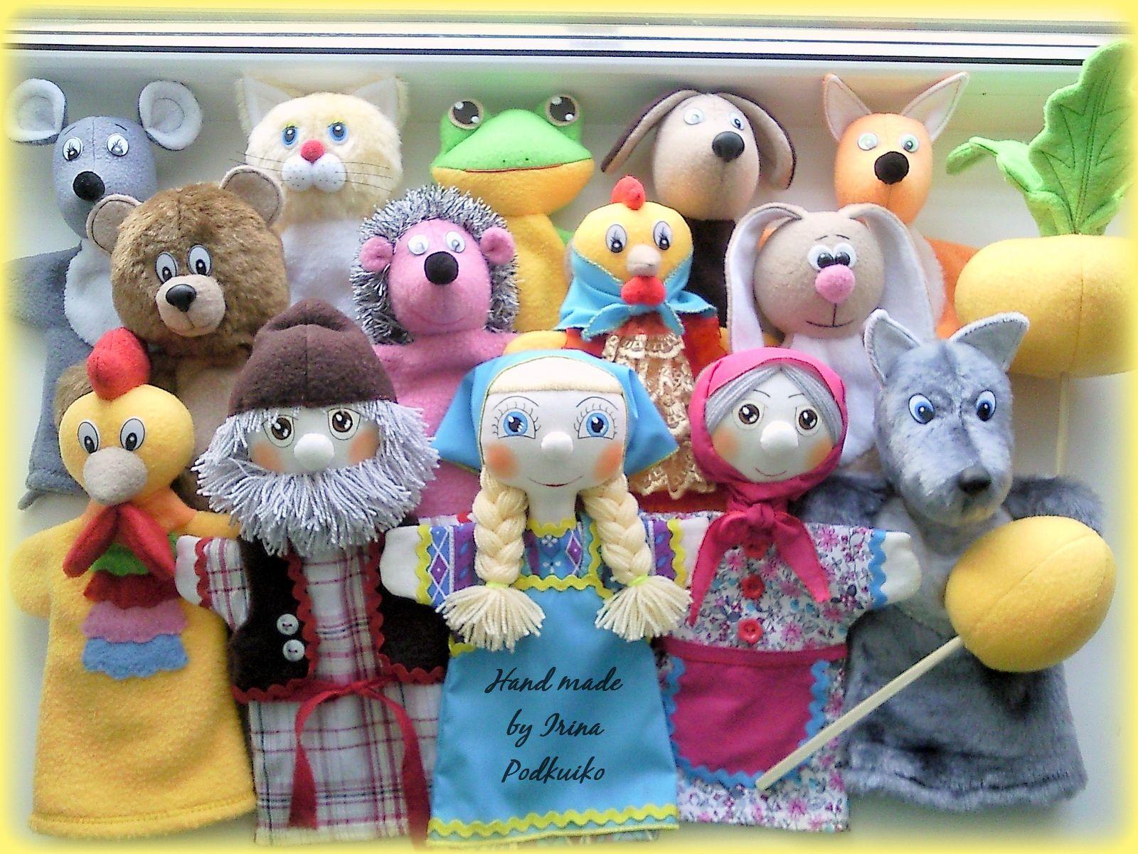 Кукла для кукольного театра своими руками мастер класс стиснул
