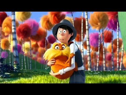 Le Lorax Le Lorax Film Complet En Francais Film D Animation Francais Complet