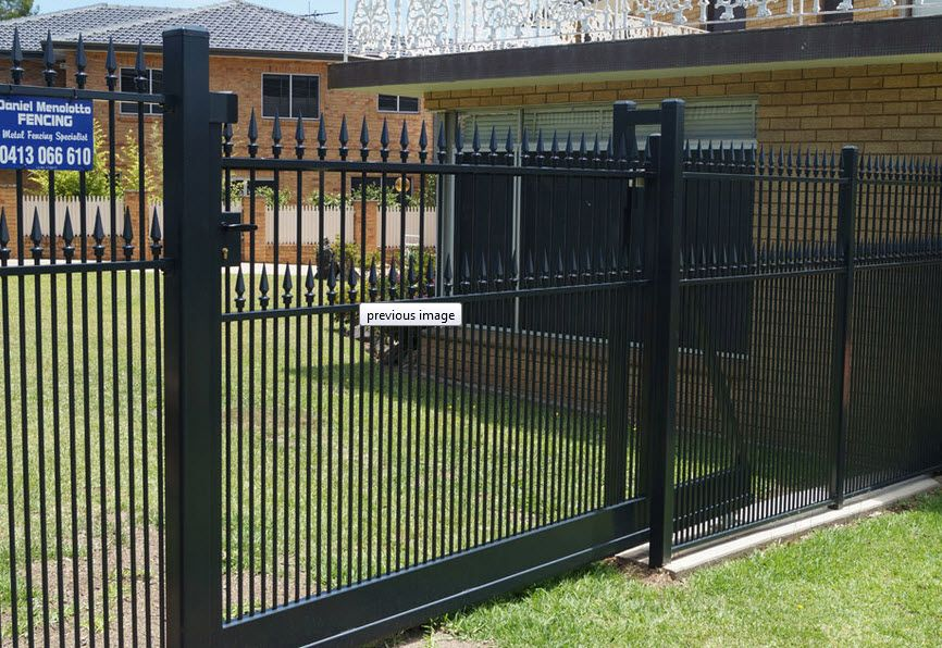 Best Government Security Fence Government Public Building 400 x 300