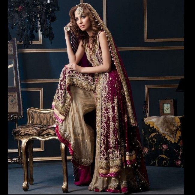 Pakistani Bridal Dresses 2014 - 2015 | Pakistani Bridal Dresses ...