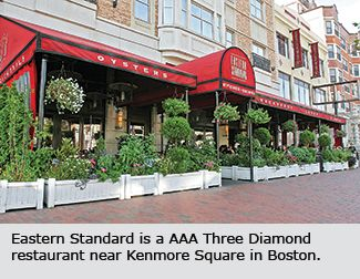 AAA Horizons - Great 8: Enjoy the day with outdoor dining in Massachusetts