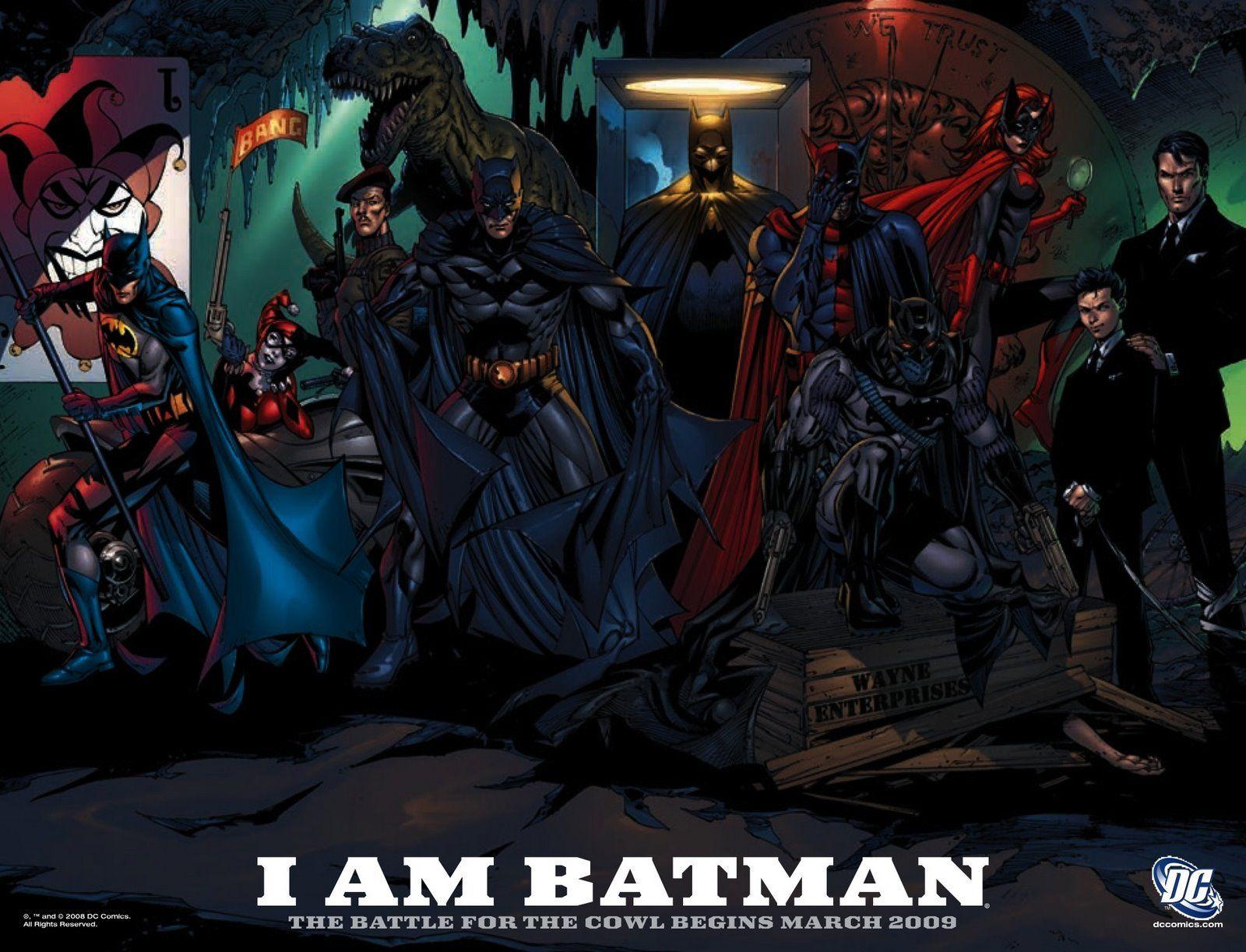 Los Mejores Wallpapers De Batman