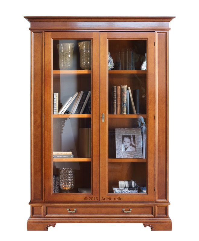Italian Stylewpproduct2 Door Display Cabinet For Living