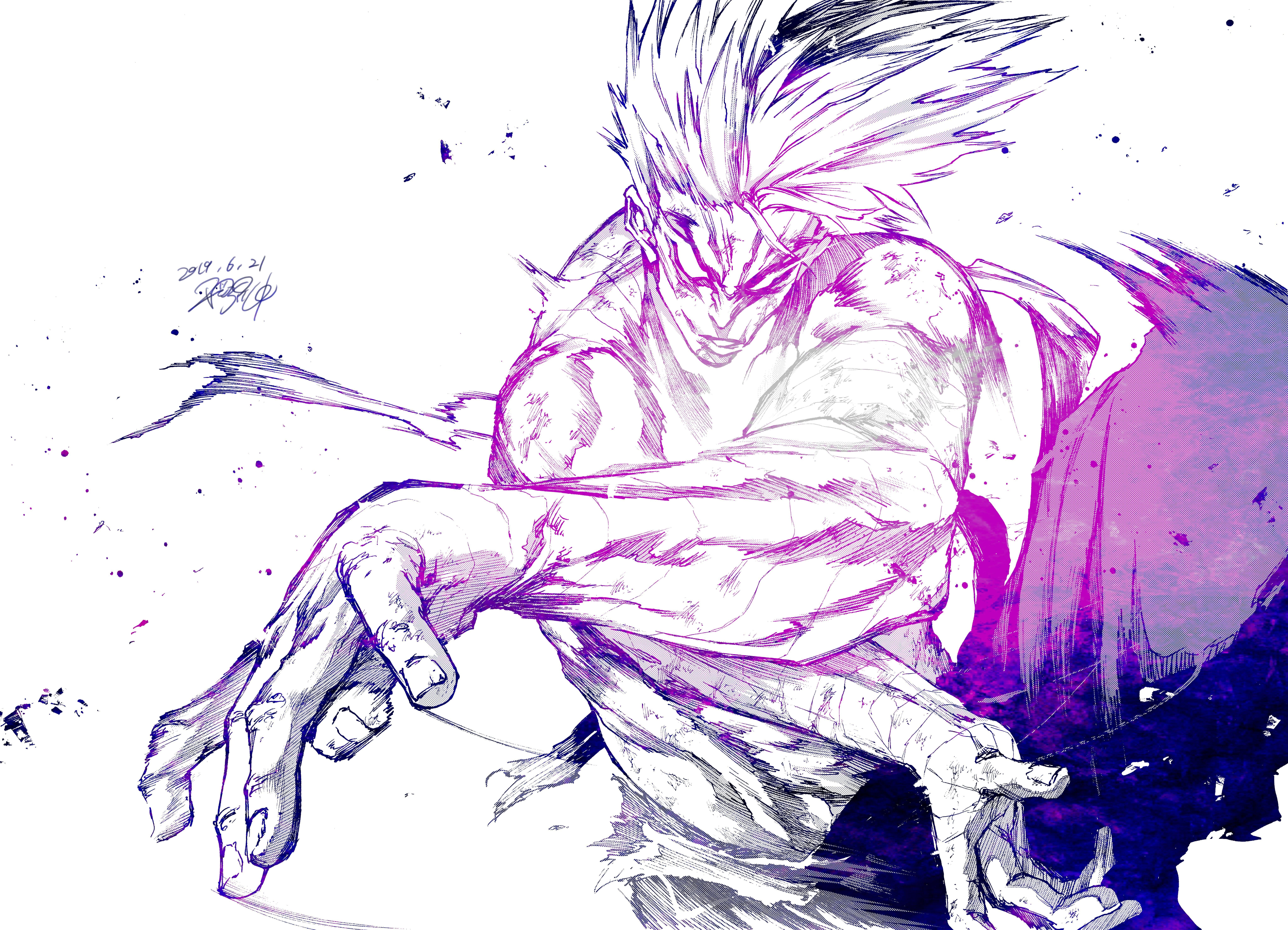 Anime One Punch Man Garou One Punch Man 8k Wallpaper Hdwallpaper Desktop One Punch Man One Punch Man Anime One Punch Garou one punch man wallpaper
