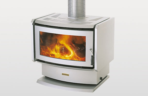 Norseman Silhouette Gl Wood Heater Sleek Sophisticated And Oh So Stylish The Smooth