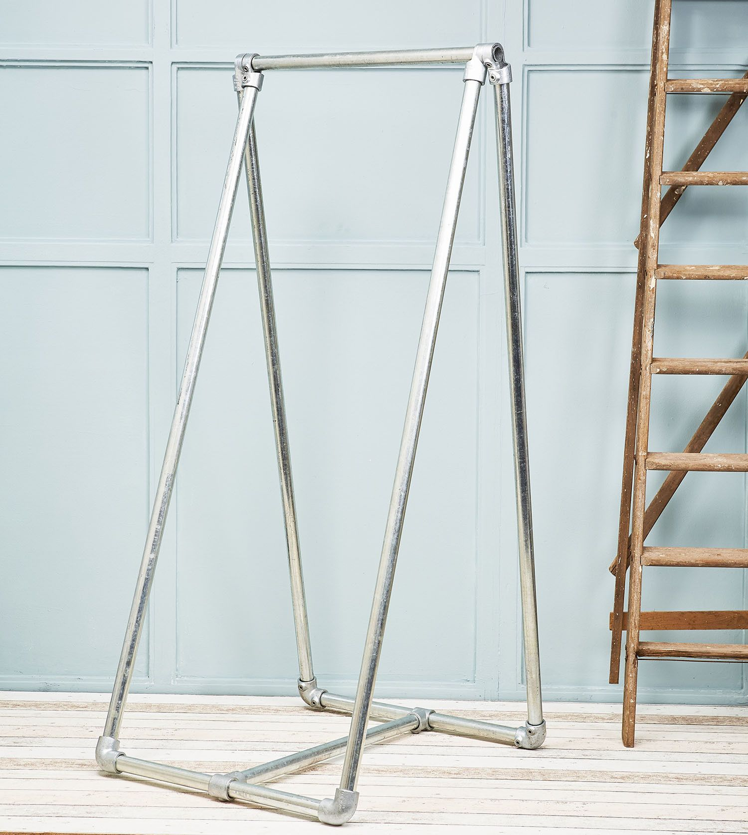 Free Standing Clothing Rail - A-Frame - Kits - Simplified Building ...
