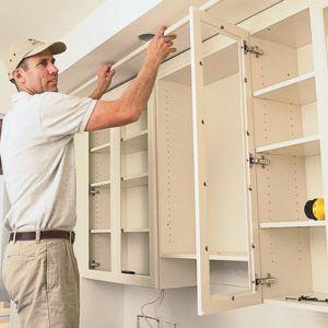 Kitchen Cabinet Repair Services Dubai | Kitchen cabinets ...