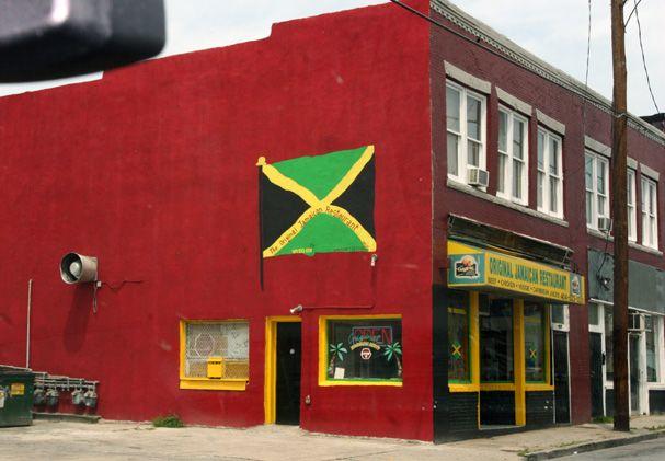 Original Jamaican Restaurant Atlanta Georgia We Ate Here