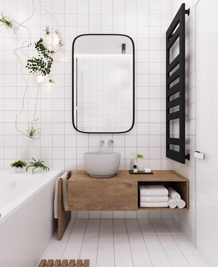 5 Essentials For A Minimalist Bathroom Bathroom Interior Design Simple Bathroom Bathroom Interior Bathroom apartment ideas gif