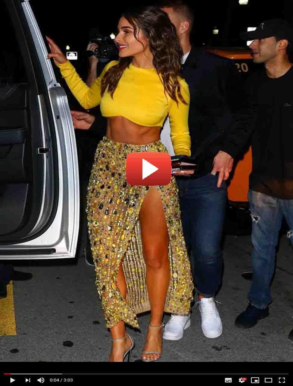 Olivia Culpo With Her Boyfriend Christian Mccaffrey Enjoy A Miami Date Night In 2020 Womens Fashion Wear Christian Mccaffrey Celebrities