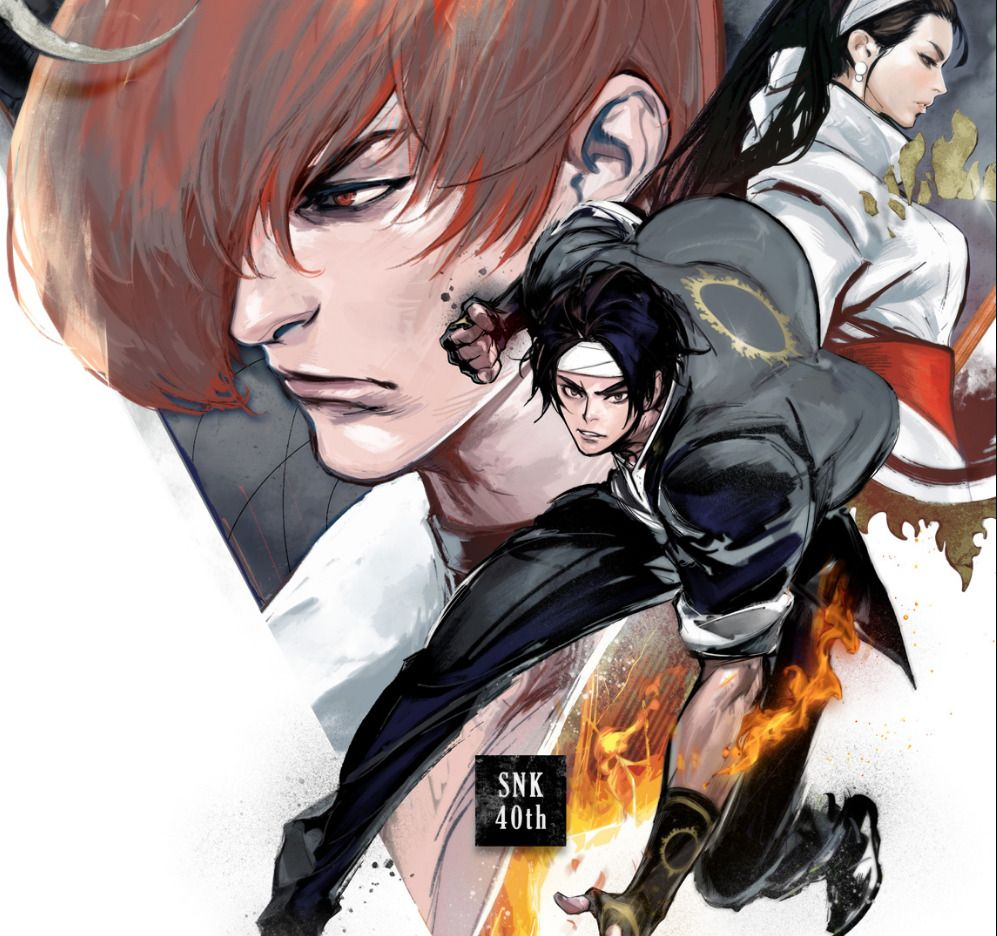 Pin by JKLguy on King of Fighters King of fighters