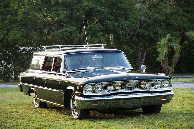 1963 Ford Galaxie Wagon 427 Ford V8 Equipped Ford Galaxie