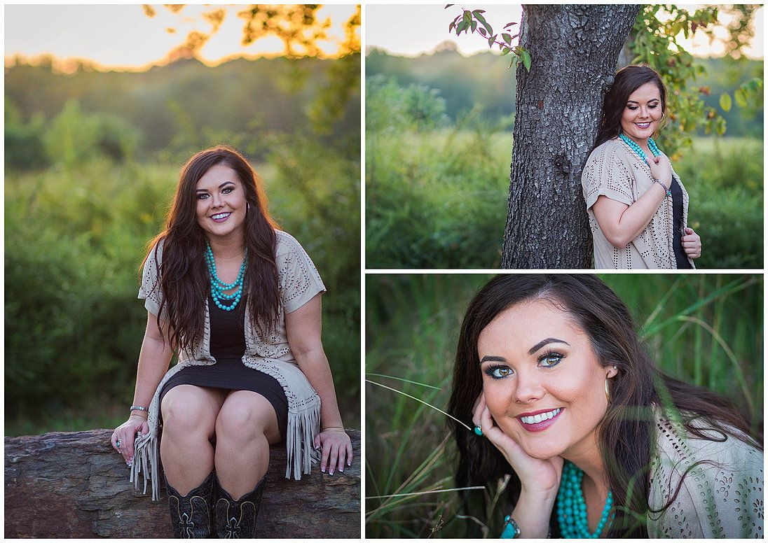 Stephanie McBee Photography - Harrison, Ar - Brianna Marshall Arkansas Tech Senior