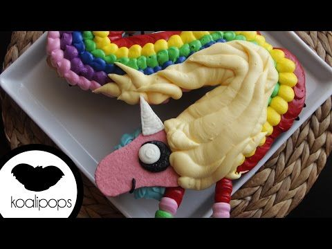 Adventure Time Lady Rainacorn PullApart Cupcakes