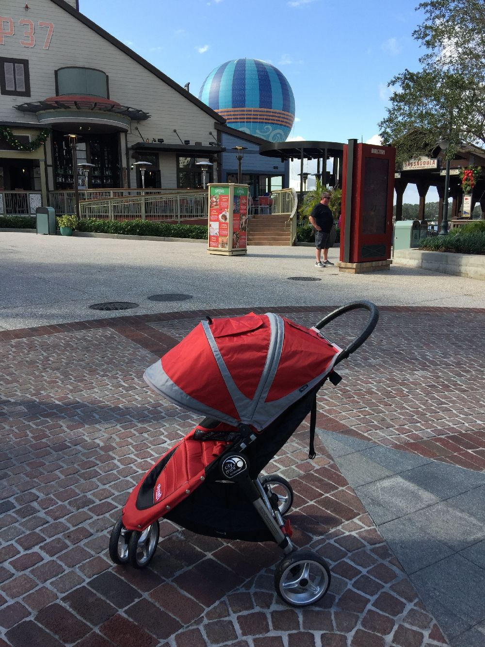 Baby Jogger® Anniversary City Select® Single Stroller in