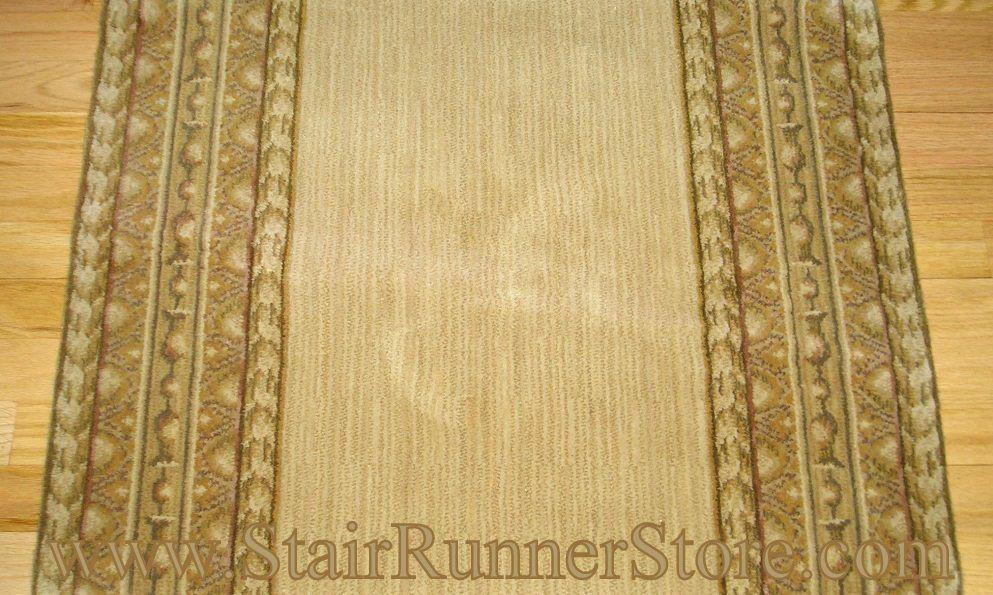Best Nourison Ashton Velvet Stair Runner Beige Jpg 993×595 640 x 480