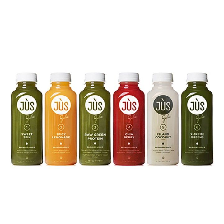 Jus by julie 3day blended juice cleanse detail 1 detox