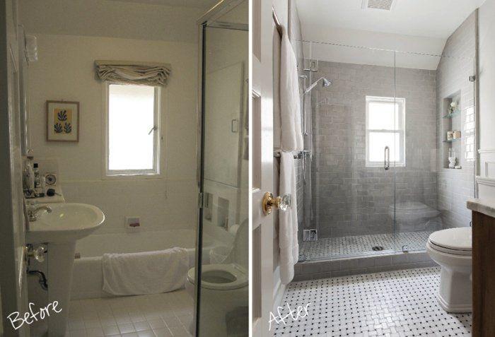 rnovation salle de bains ides et photos avant et aprs - Renovation Salle De Bain