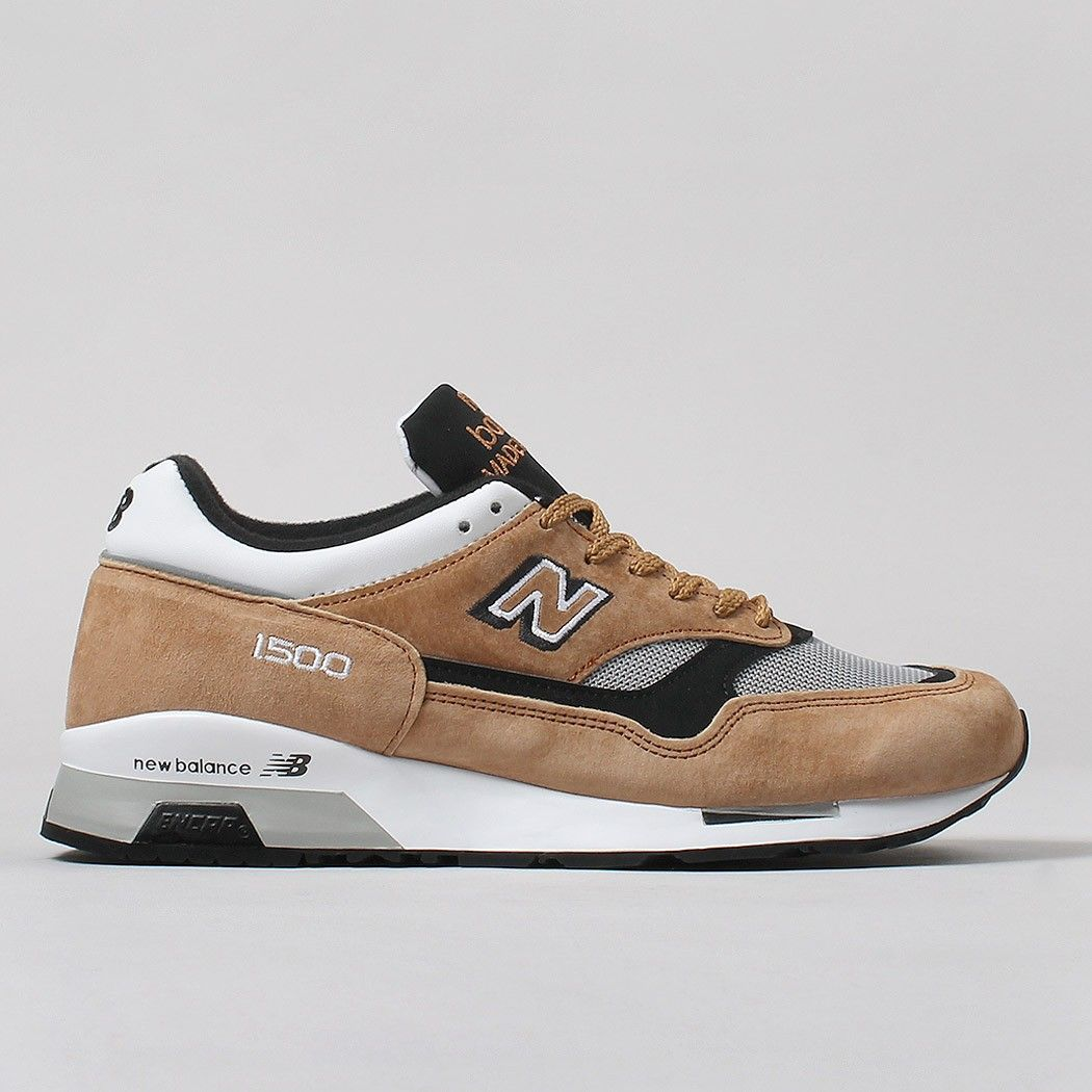 online store 5c012 1aea0 New Balance M1500ST Shoes - Light Brown/White | FOOT WRAP ...