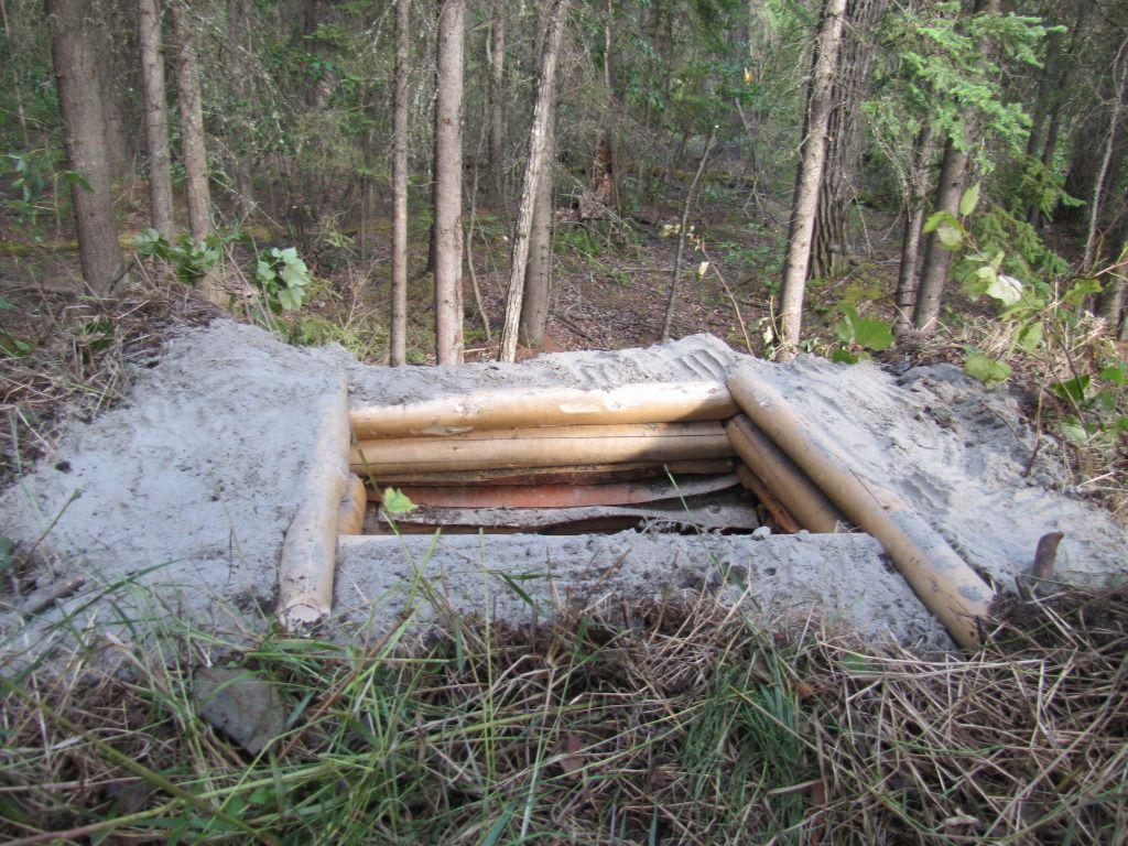 Shtf Shelter: Semi- Subterranian Earth Lodge In Camp & Shelter Forum