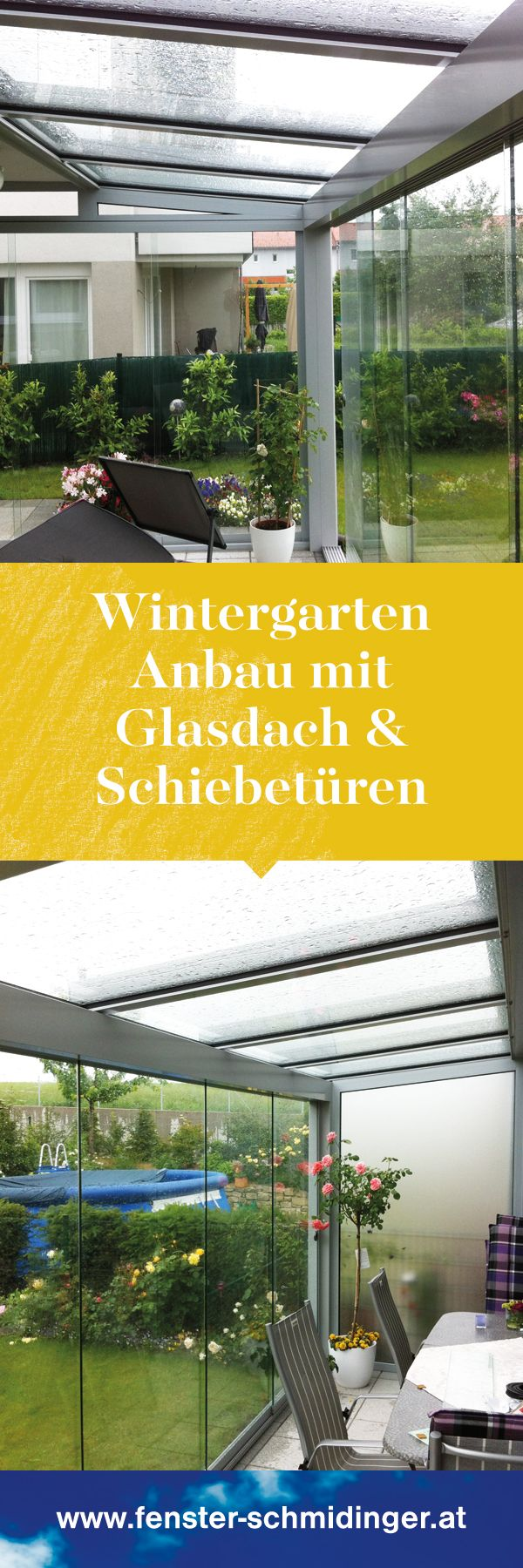 wintergarten ideen 7 ideen f r einen au ergew hnlichen wintergarten glasschiebet ren. Black Bedroom Furniture Sets. Home Design Ideas