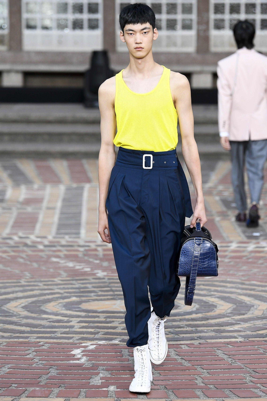 7eaf76a1d Kenzo Spring 2018 Menswear Collection Photos - Vogue | Kenzo | Mens ...