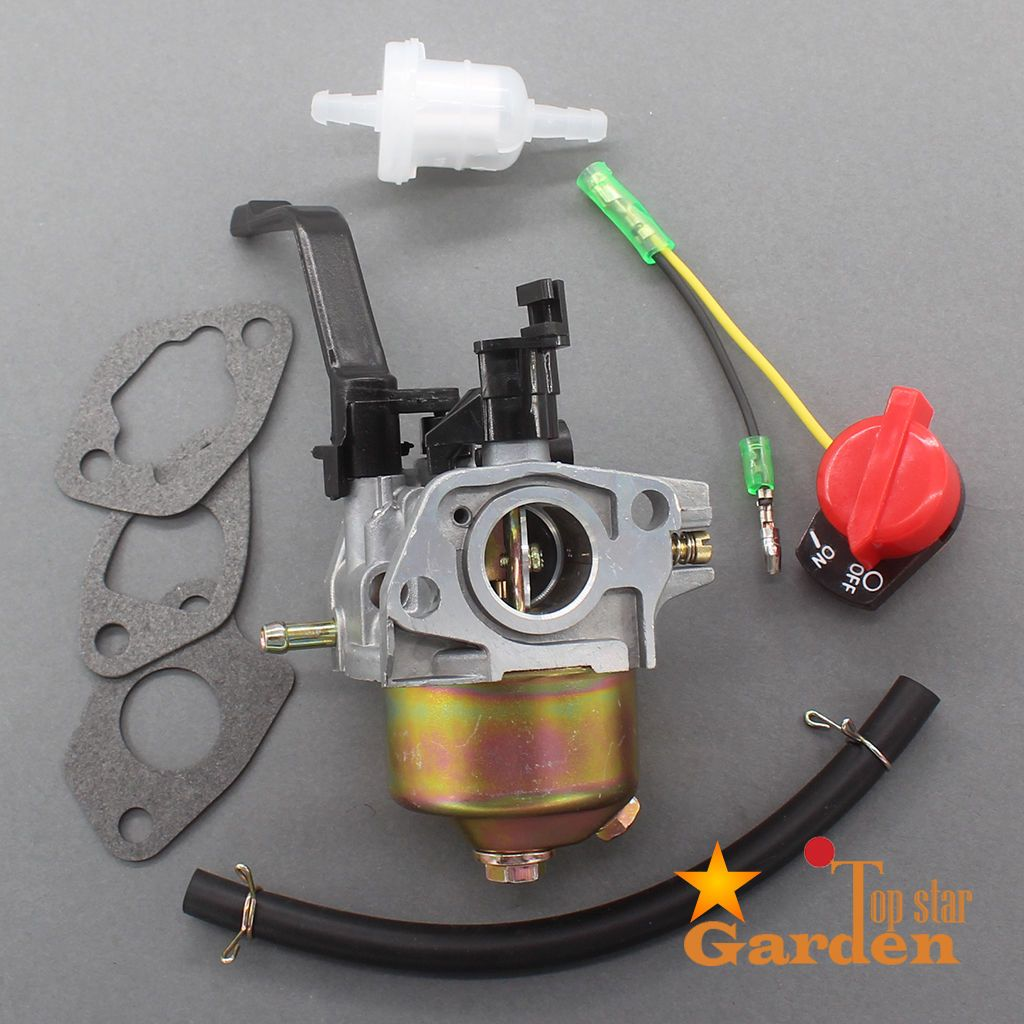 Carburetor F Gasoline Generator Powered 163CC 5 5HP 193CC