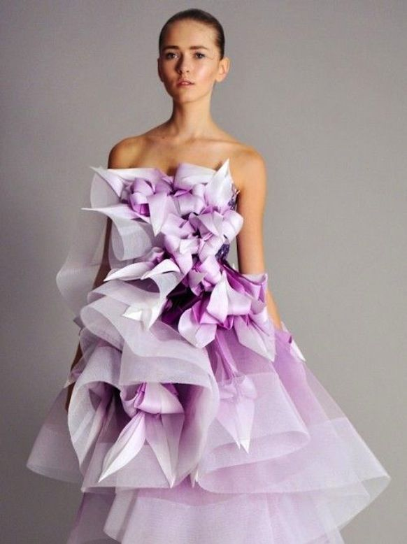 Orchid ombre marchesa wedding gown on preston baileys bride ideas orchid ombre marchesa wedding gown on preston baileys bride ideas preston bailey top wedding junglespirit Images