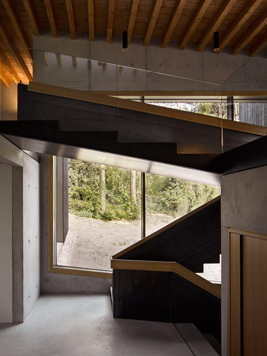 Villa Meijendel von Ronald Knappers | Haus | Pinterest | Häuschen