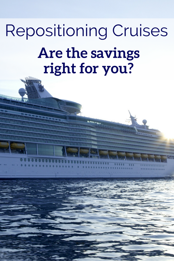 Repositioning Cruises A Good Deal For Solo Travelers - Solo cruises