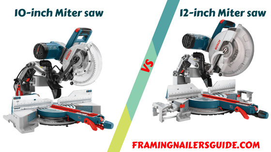 Miter Saw Vs Table Saw Differences Types Uses With Pictures Miter Saw 12 Inch Miter Saw Mitered
