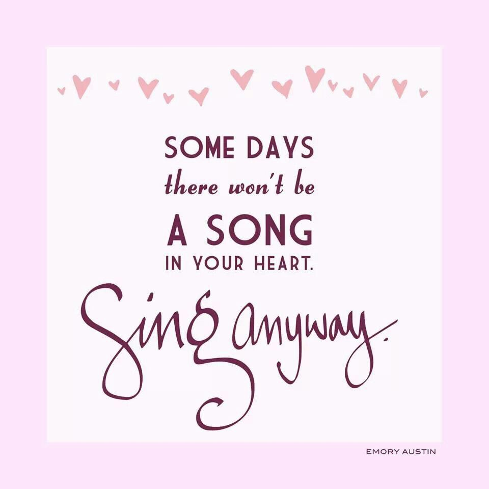 Sing Anyway Breast Cancer Awareness Sundance Pinterest Breast