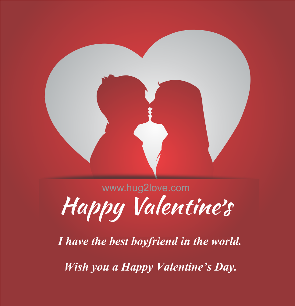 Valentines Day Quotes For Boyfriend Impressive Valentine Day Quote For Boyfriend  Happy Valentines Day Quotes