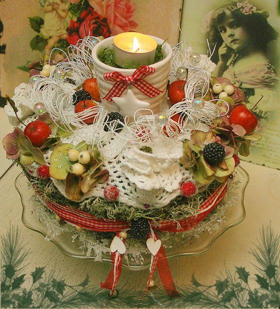 Brocante Kerst style tip: Gehaakte Kerstversiering