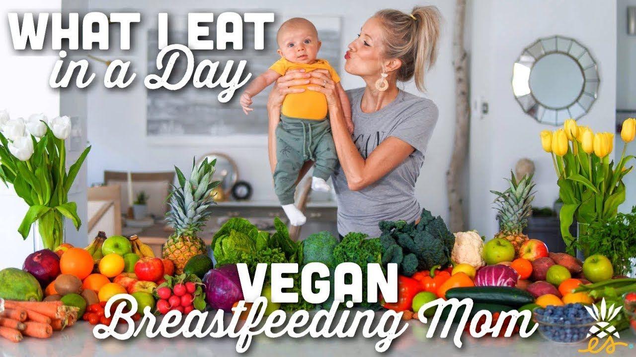 breasfeeding and vegan diet