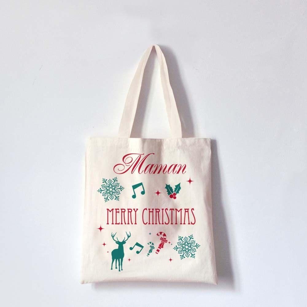 Fabuleux Tote Bag , cadeaux Noel personnalisable , : Sacs enfants par  GH24