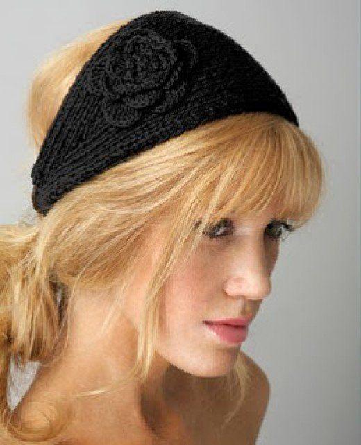 headwrap crochet pattern | Crochet patterns head | Pinterest ...