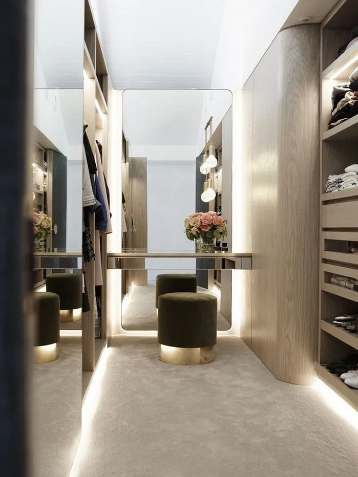 145 Creative Wardrobe Design Ideas That Inspire On Page 31 Bloganisa Online Walk In Closet Design Closet Decor Dressing Room Design