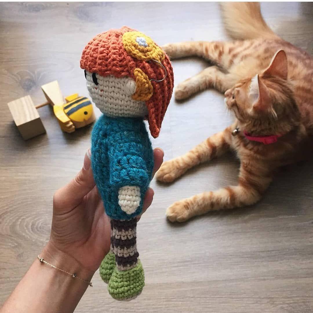 Amigurumi Isitme Engelli Bebek Crochet Orgu Bebek Oyuncak Arm Warmers Fingerless Gloves Fingerless
