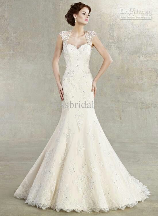 Wedding Dress Heart