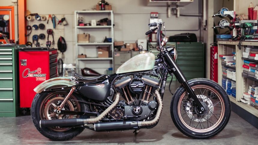 Battle of the Kings 2016 - Iron 883 - The Sportster and Buell Motorcycle Forum