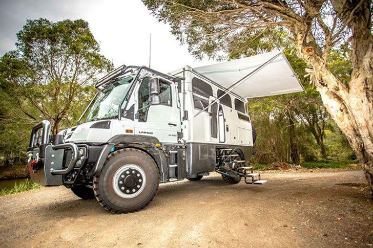 Earthcruiser Explorer Xpr440 Karavanlar