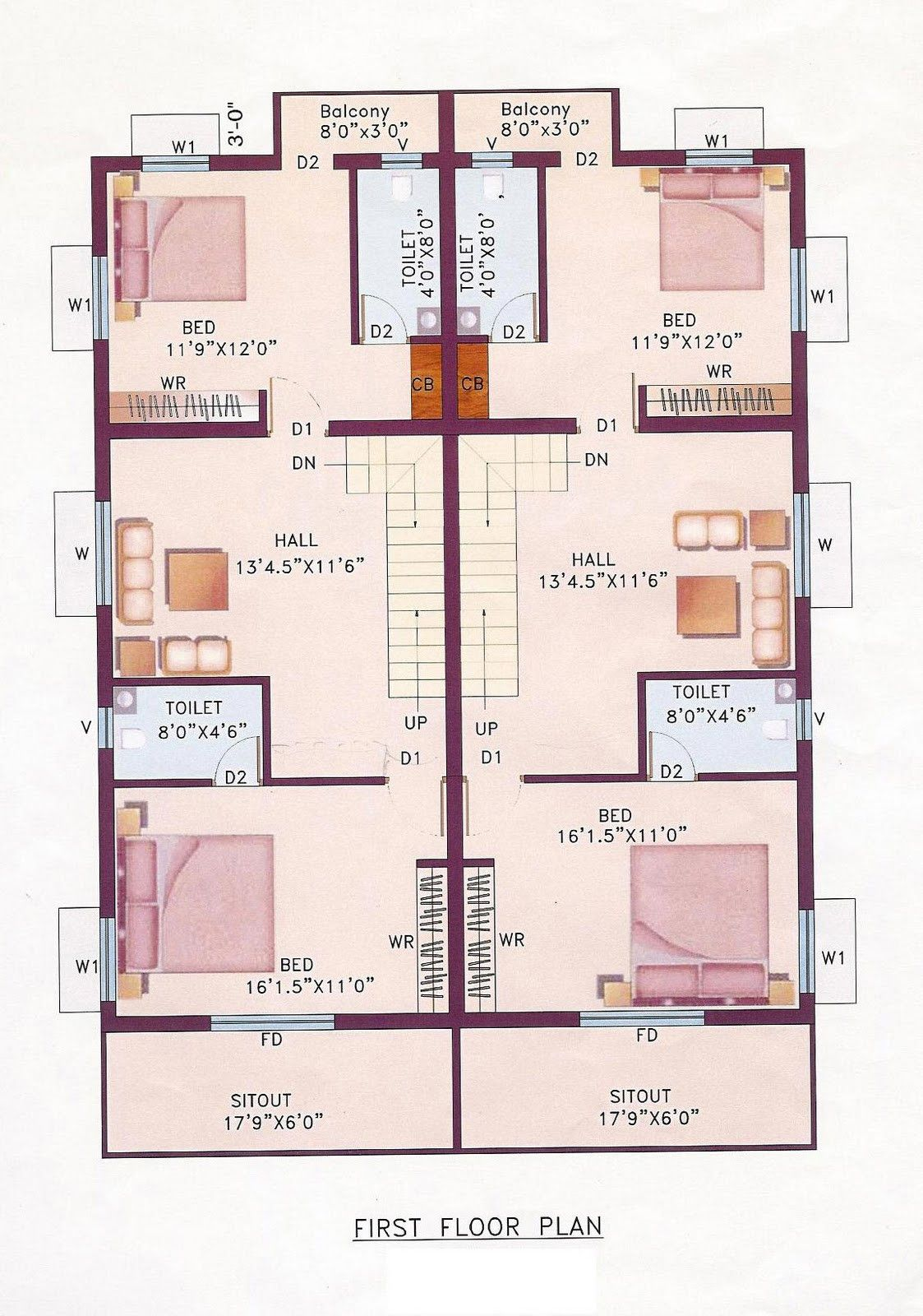 Simple House Plans In India Small Floor Home Improvements Simple House Plans House Floor Design Indian House Plans