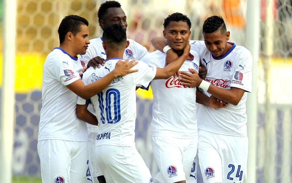 Burlas a Fox Sports por poner al Olimpia de Honduras en la Copa Libertadores - Diario La Prensa