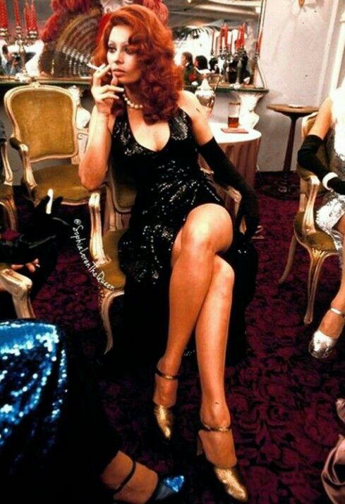 Sophia Loren, 1976
