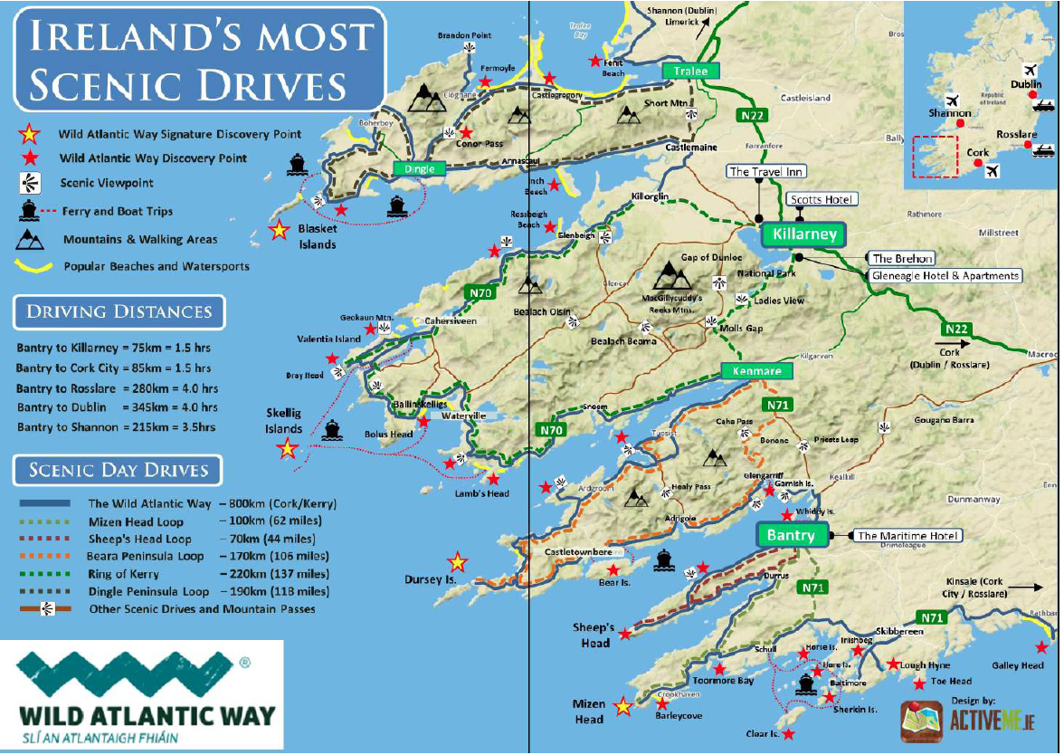 Most scenic drives inireland in west cork ireland pinterest most scenic drives inireland in west cork gumiabroncs Choice Image